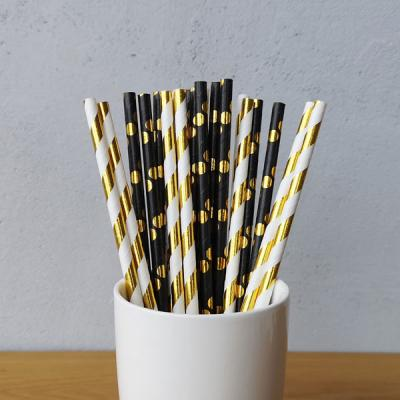 McDonald's: Paper Straw instead of Plastic Disposable Straw